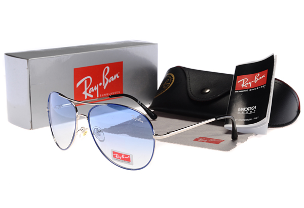 Ray Ban Gafas De Sol New Arrivals Bright Azul Lens
