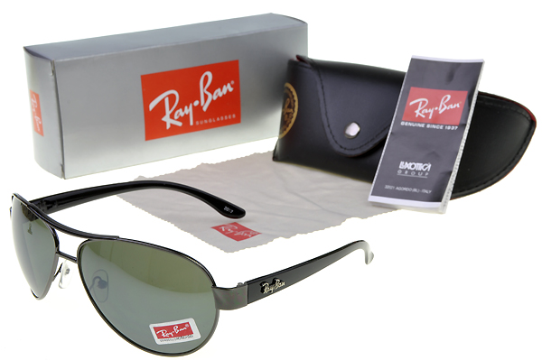 Ray Ban Gafas De Sol New Arrivals With Oscuro Verde Lens