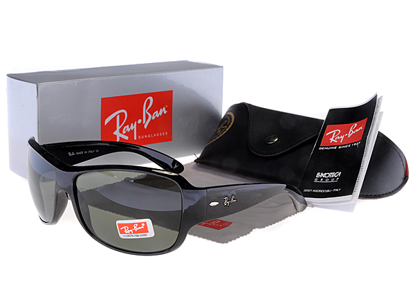 Ray Ban Gafas De Sol New Arrivals Fashion Negro Wide Handles